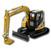 Collection  Excavator Clipart image #30160