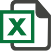 Excel Icon Small image #3397