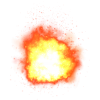 Explosion Transparent Icon Symbol image #45935
