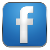 Blue Hd Facebook Transparent Icon image #736
