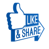 Facebook Logo Like Share image #4179