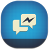 Free High-quality Facebook Messenger Icon image #11616