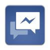 Facebook Messenger Logo Icon image #44101