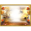 Background Falling Leaves Transparent Hd image #32651