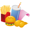 Fast Food Icon thumbnail 2943