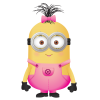 Female, Girl, Minions image #42183