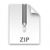 File Zip Download Icon image #6832