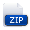 Icon File Zip Download image #6835