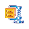 File Zip Save Icon Format image #6856