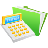 Financial Money Class Icon   Icon thumbnail 5742