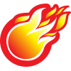 Fire Ball Icon image #4655