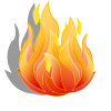 Fire  Transparent Image image #44289