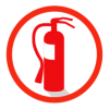 Fire Safety Icon image #10145