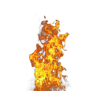 Fire Transparent S image #4860