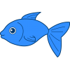 Fish Collection Clipart image #26335