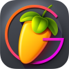 Icon Fl Studio Vector image #37750