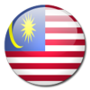 Flag Of Malaysia Nation In Graphics image #41849