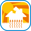 Floor Heating Save Icon Format image #31396