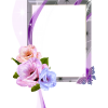 Floral Photo Frame image #24584