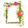 Flower Frame Photoshop Background image #24722