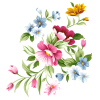 Transparent Image  Flower image #17938