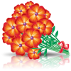 Flowers Bouquet Icon image #26661