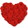 Flowers Heart Roses Icon image #13904