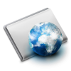 Folder, Network, Site Internet Icon image #20255
