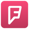 Free Icon Foursquare thumbnail 8722