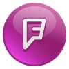 Foursquare Vector Drawing image #8729