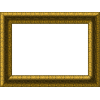 Clipart  Frame Gold image #28908