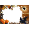 Background Transparent Frame Halloween thumbnail 31325