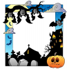Free Download Of Frame Halloween Icon Clipart image #31330