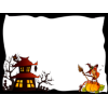Image Transparent Frame Halloween thumbnail 31333