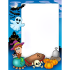 Frame Halloween  Download Clipart image #31335