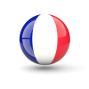Icon Free France Flag image #18737