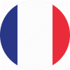 Transparent France Flag Icon image #18753