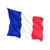 Vector Drawing France Flag image #18758