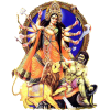 Free Durga Clipart Pictures image #45460