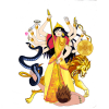 Free Maa Durga Clipart Pictures image #45476
