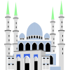 Free Mosque Icon Vectors Download image #45529