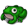 Icon Free Frog image #10592
