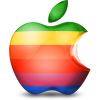 Fruity Apple Mac Icons image #3308