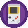 Gameboy Vector Icon image #17229