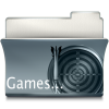 Games Folder Icon image #4505