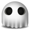 Ghost, Halloween Icon image #12482
