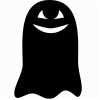 Icon Ghost Symbol image #12481