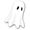 Ghost  Clipart image #36316