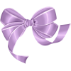 Gift Bow Ribbon Transparent PNG image #42253