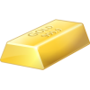 Download And Use Gold Bar  Clipart image #41026